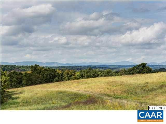 Land for Sale at 32 THOMAS RIDGE Lane Charlottesville, Virginia 24590 United States