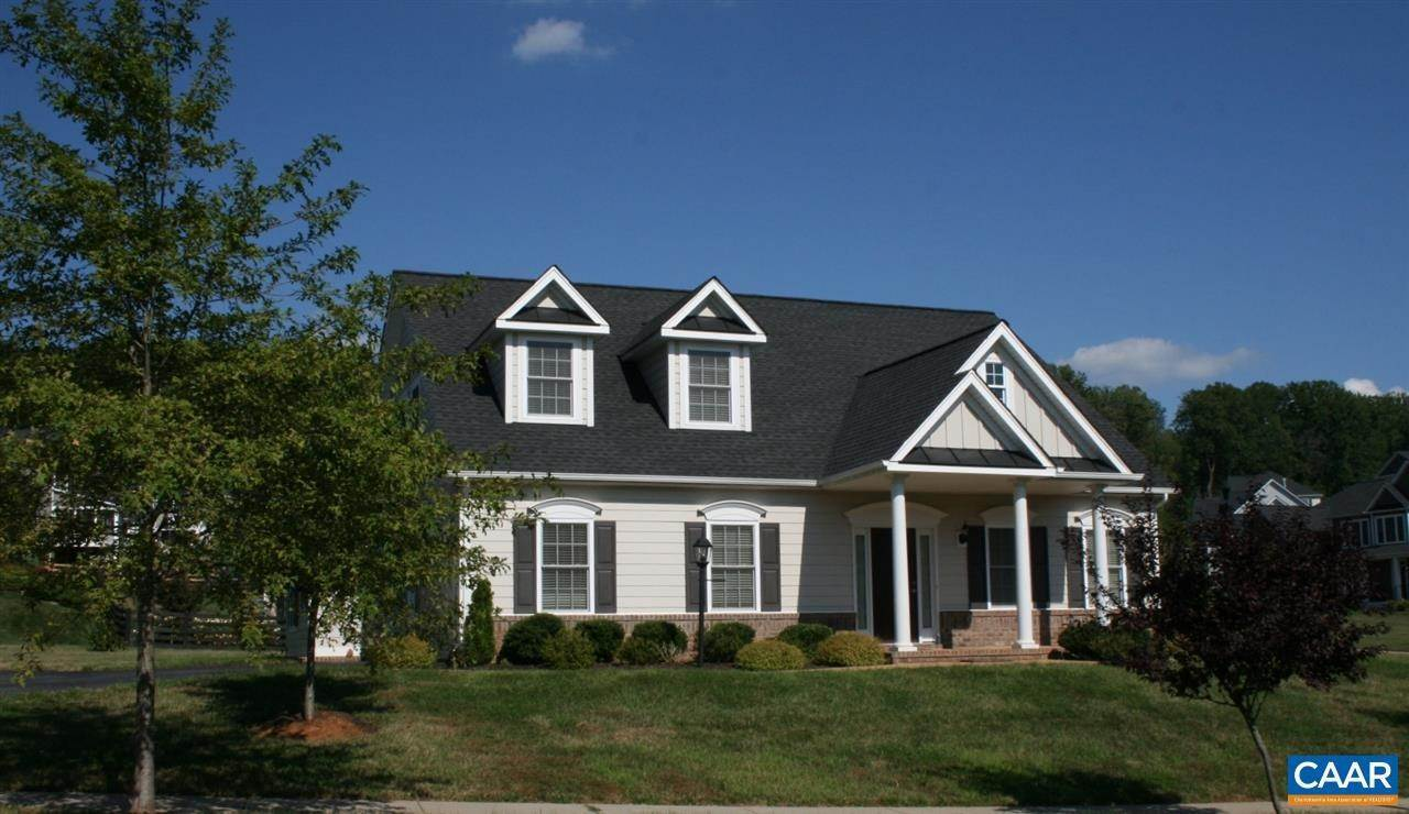 Single Family Homes at 1753 HYLAND CREEK Circle Charlottesville, Virginia 22911 United States