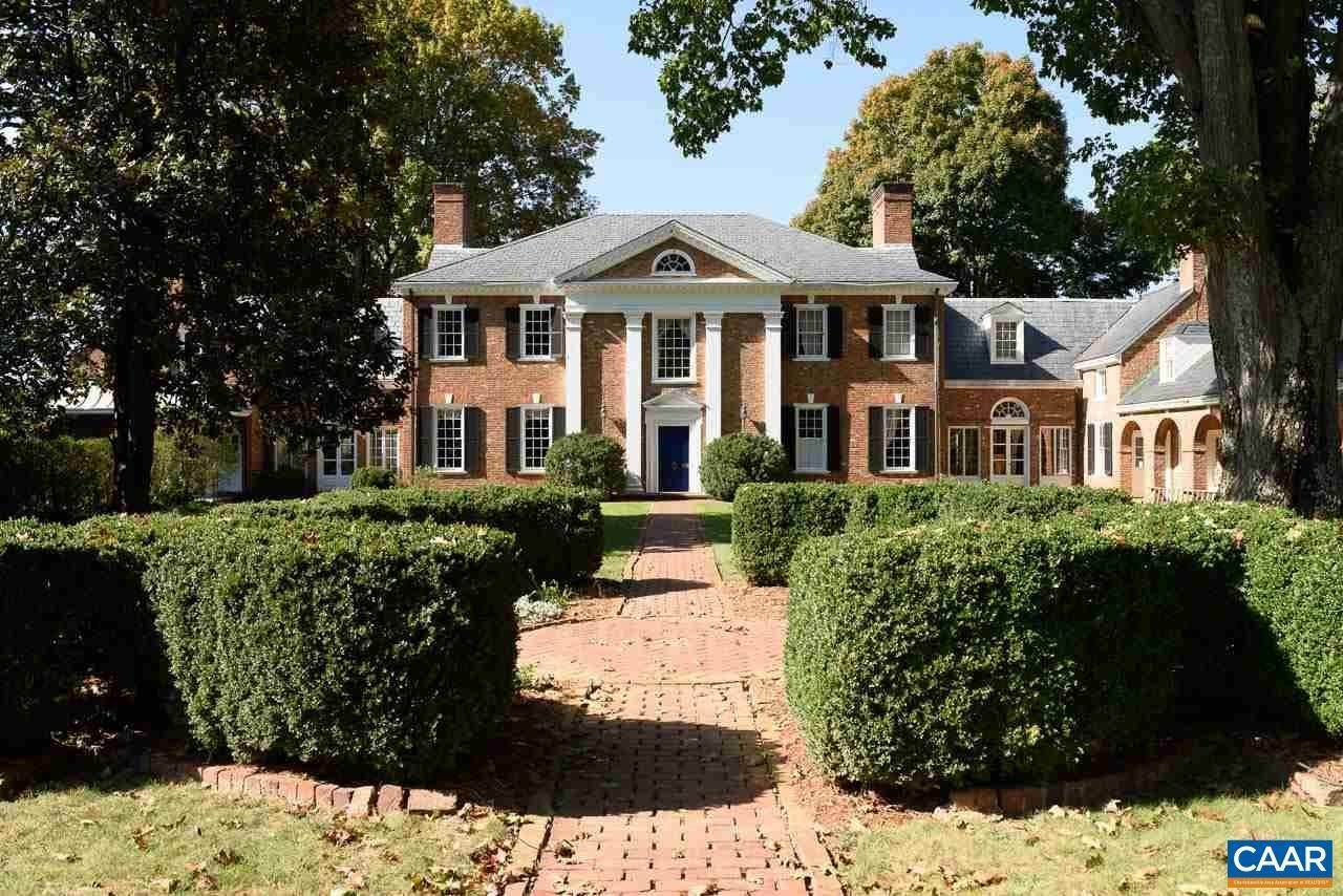 10. Single Family Homes for Sale at 99 BLOOMFIELD Road Charlottesville, Virginia 22903 United States