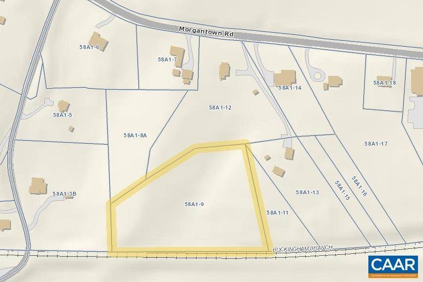 Land for Sale at MORGANTOWN Road Charlottesville, Virginia 22903 United States