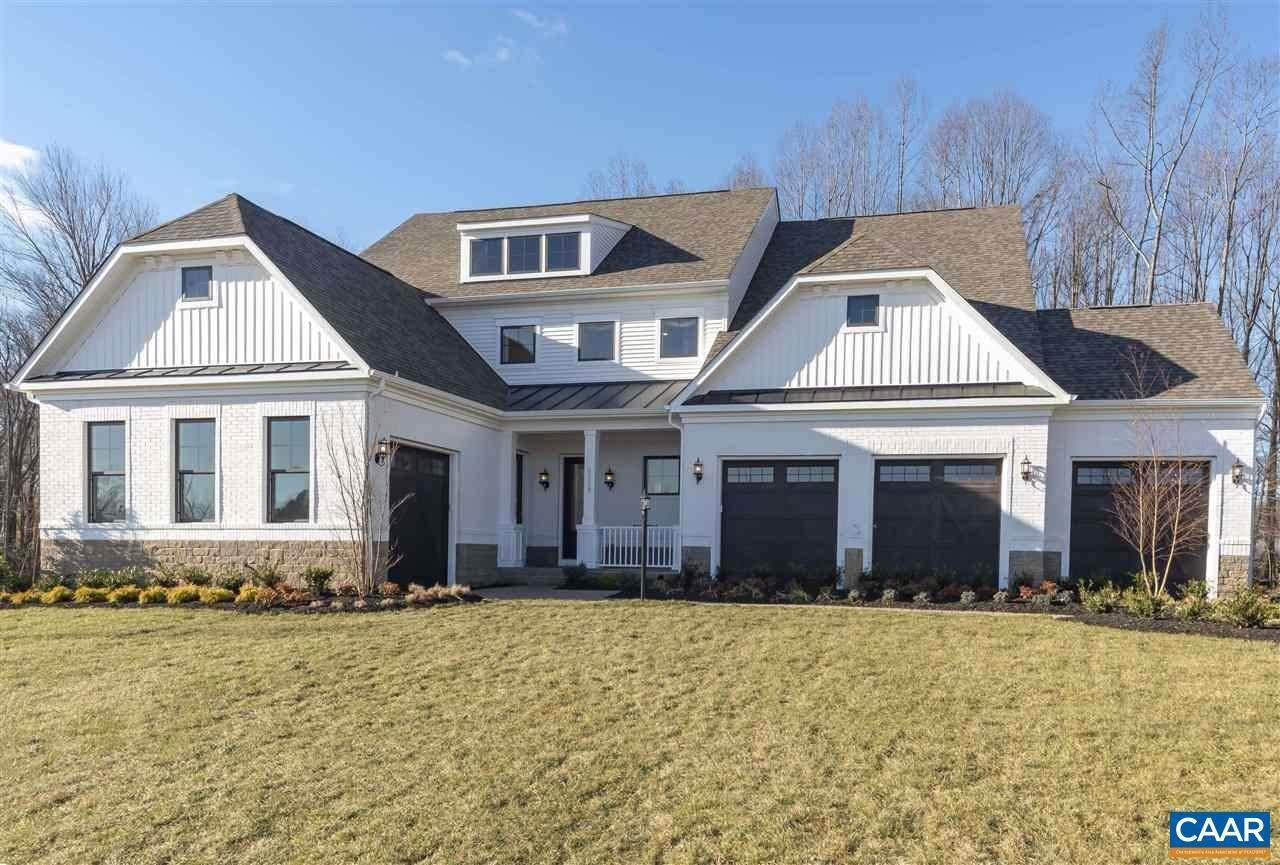 Single Family Homes for Sale at 12B CARROLL CREEK Road Keswick, Virginia 22947 United States