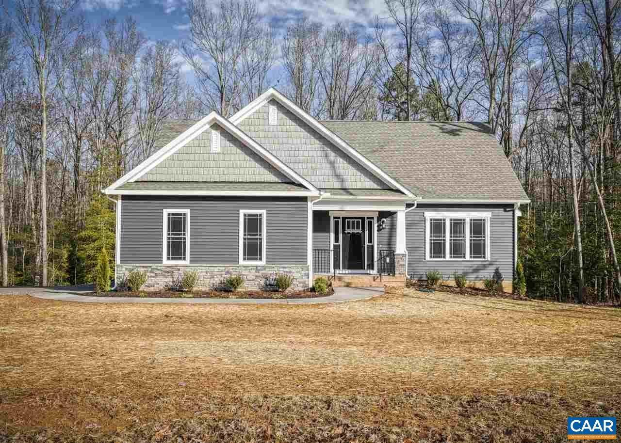 Single Family Homes for Sale at 4 PRESTON PARK Lane Sandy Hook, Virginia 23153 United States