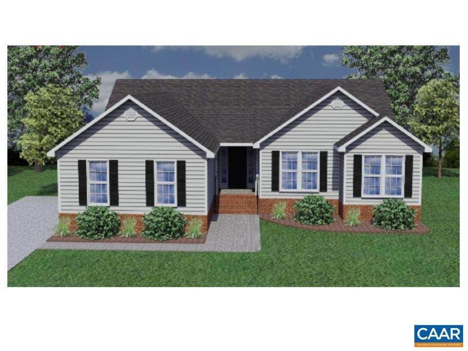 Single Family Homes por un Venta en Lot 72 REEDY CREEK Road Louisa, Virginia 23093 Estados Unidos