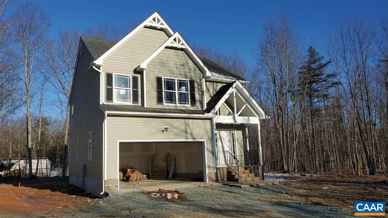 Single Family Homes por un Venta en 25 WESTON Road Louisa, Virginia 23093 Estados Unidos