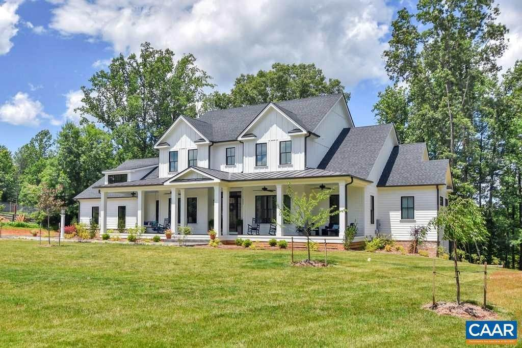 Single Family Homes pour l Vente à TBD Parcel 6 HANDLEY WAY Afton, Virginia 22920 États-Unis