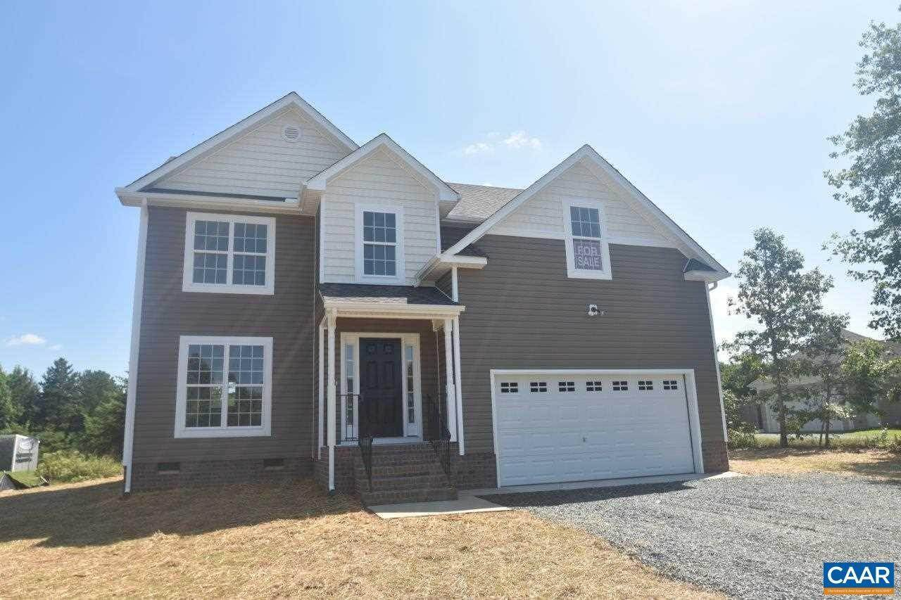 Single Family Homes por un Venta en 170 REEDY CREEK Road Louisa, Virginia 23093 Estados Unidos