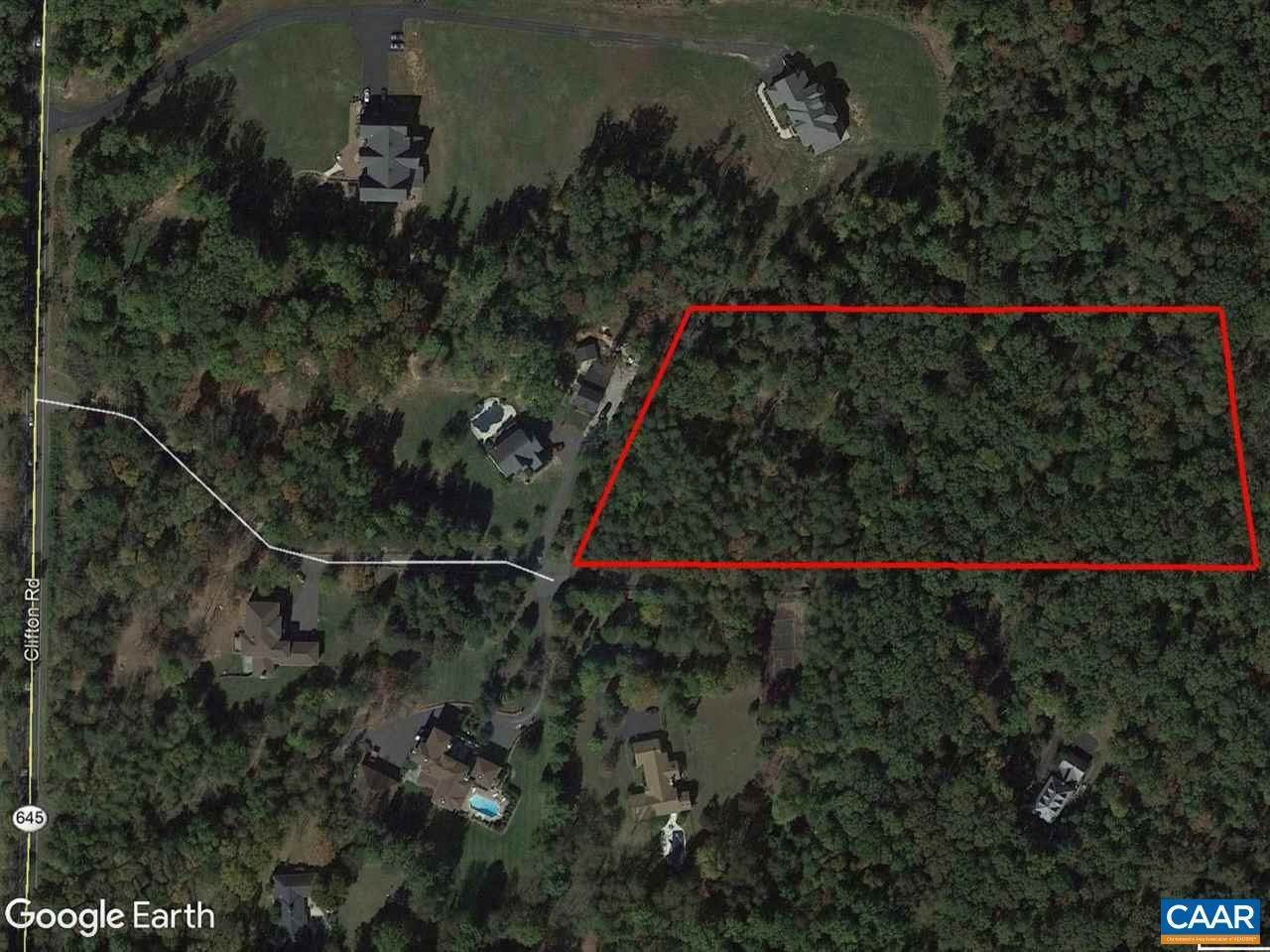 Land for Sale at 6107 CLIFTON Road Clifton, Virginia 20124 United States