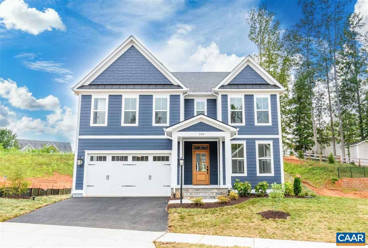 Single Family Homes por un Venta en 102 BLACKBERRY Place Zion Crossroads, Virginia 22942 Estados Unidos