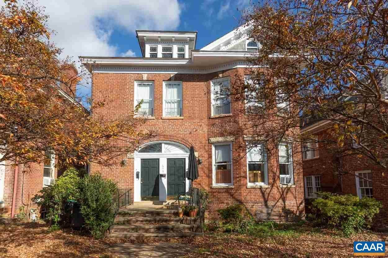 Single Family Homes for Sale at 615 E HIGH Street Charlottesville, Virginia 22902 United States