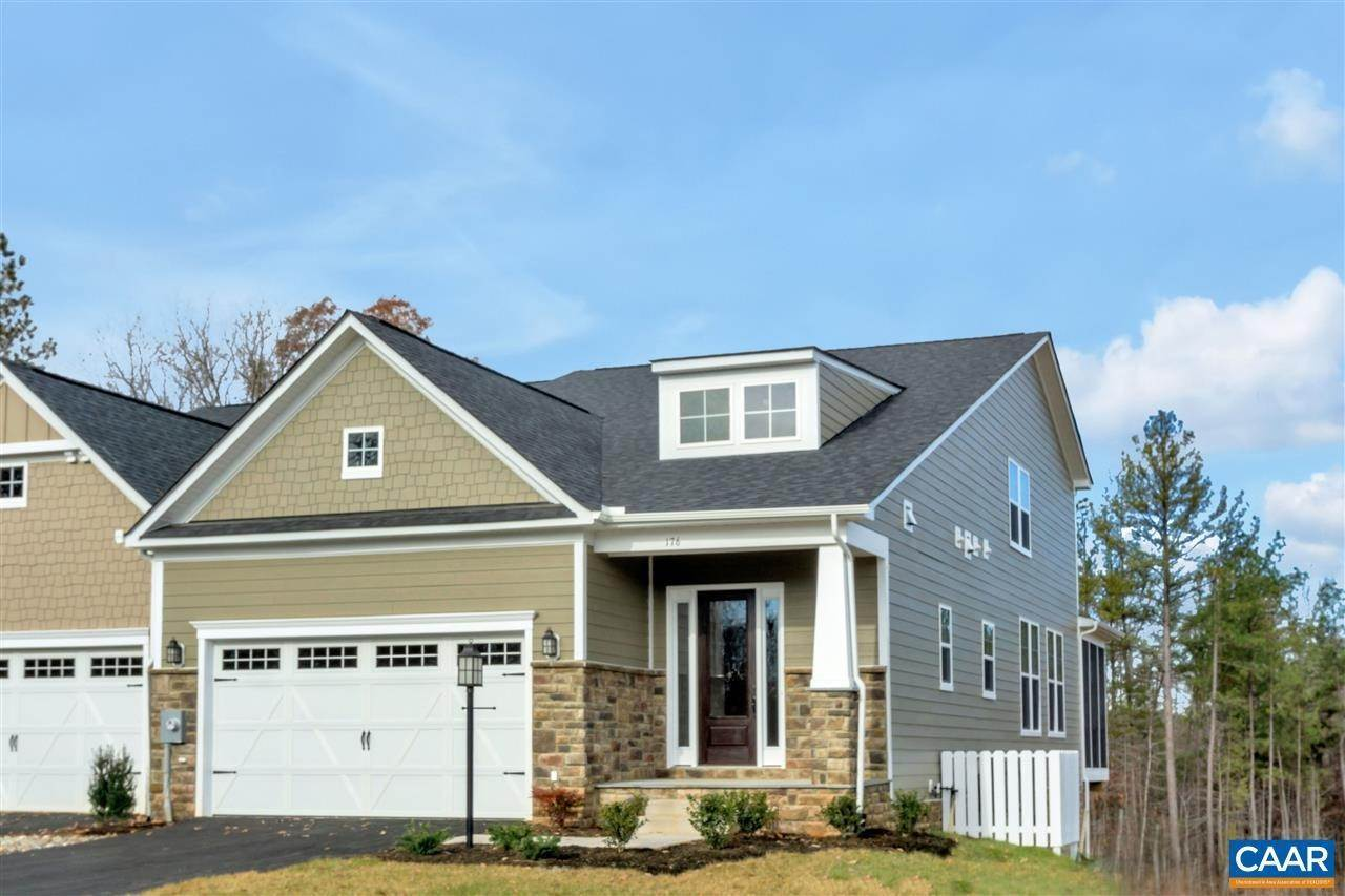Single Family Homes por un Venta en 142 BAYBERRY Lane Zion Crossroads, Virginia 22942 Estados Unidos