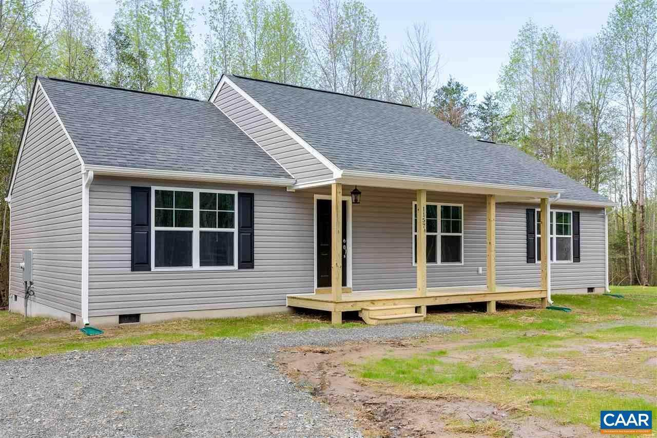 Single Family Homes pour l Vente à Lot 3 FOX RUN FOREST Lane Beaverdam, Virginia 23015 États-Unis