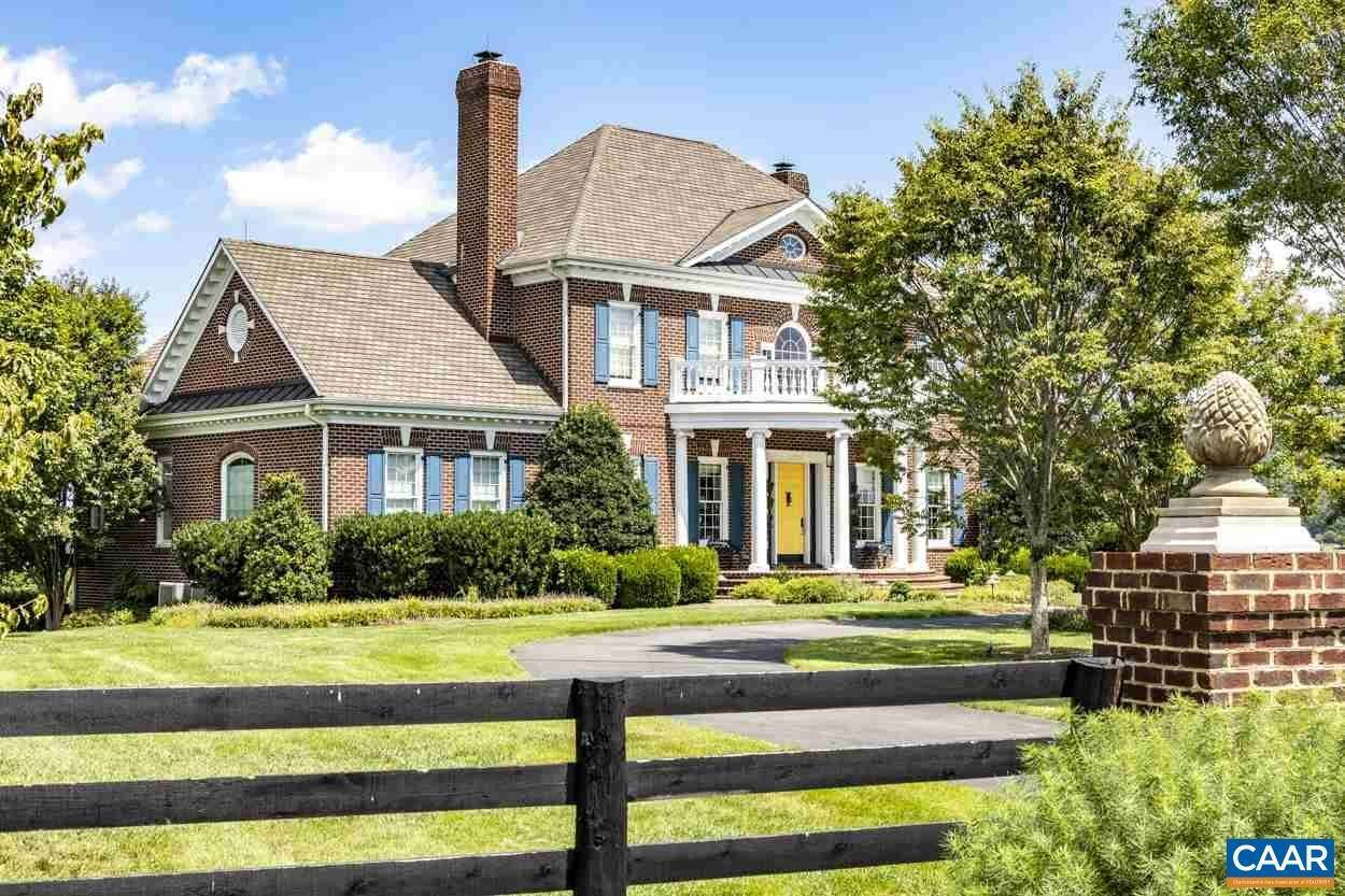 Single Family Homes for Sale at 600 FRAYS RIDGE Road Earlysville, Virginia 22936 United States