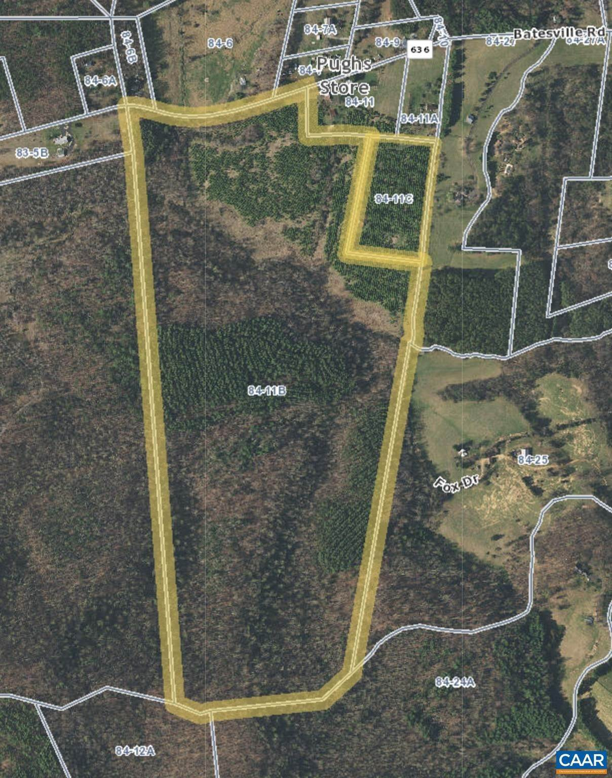 Land for Sale at BATESVILLE Road Afton, Virginia 22920 United States