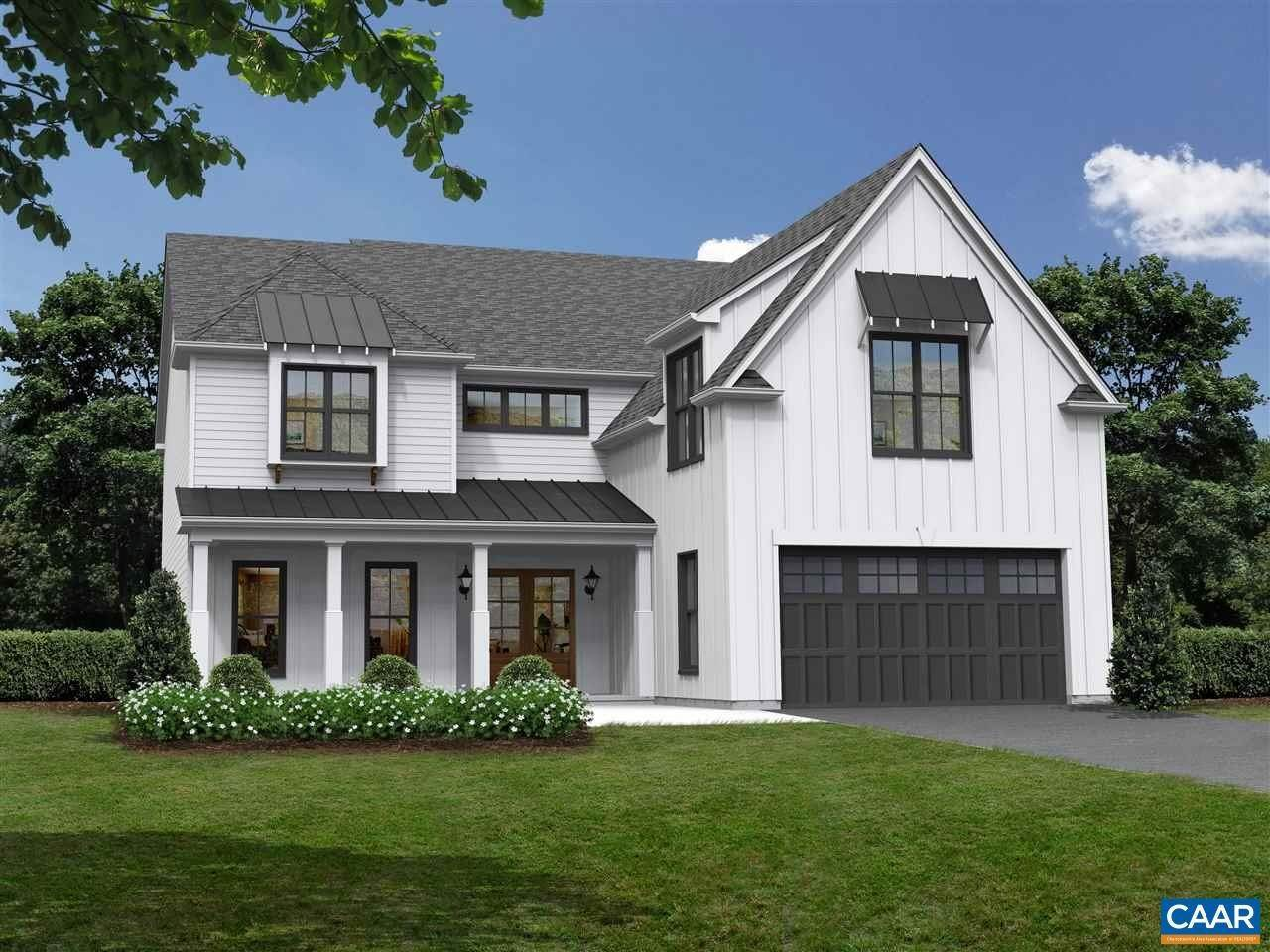 Single Family Homes pour l Vente à 70 BISHOPGATE Lane Crozet, Virginia 22932 États-Unis