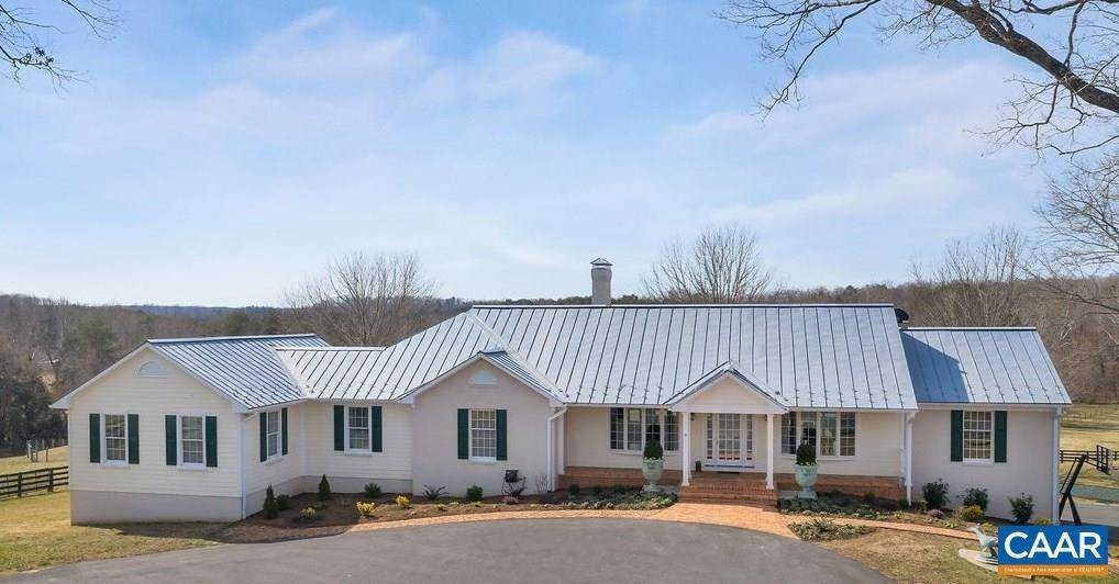 Single Family Homes for Sale at 3612 ROLLING Road Scottsville, Virginia 24590 United States