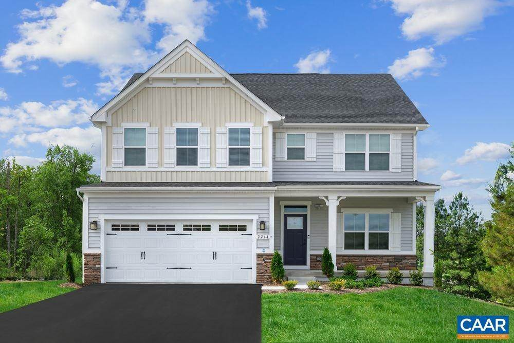 Single Family Homes for Sale at 89A SUNSET Drive Charlottesville, Virginia 22911 United States