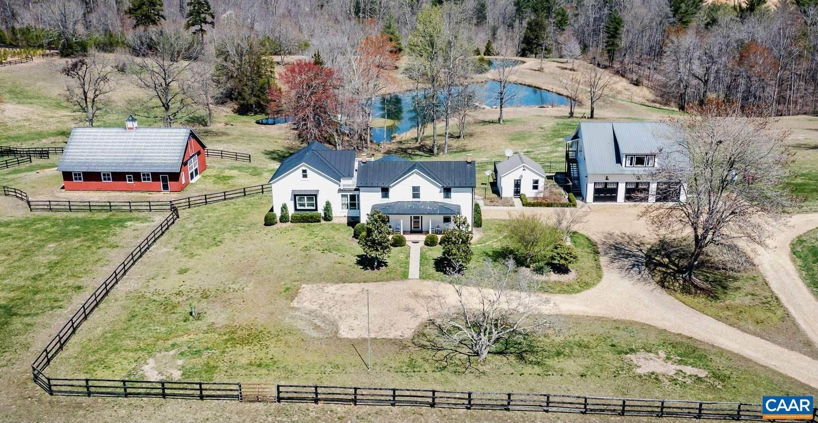 Single Family Homes for Sale at 870 MILLERS COTTAGE Lane Earlysville, Virginia 22936 United States
