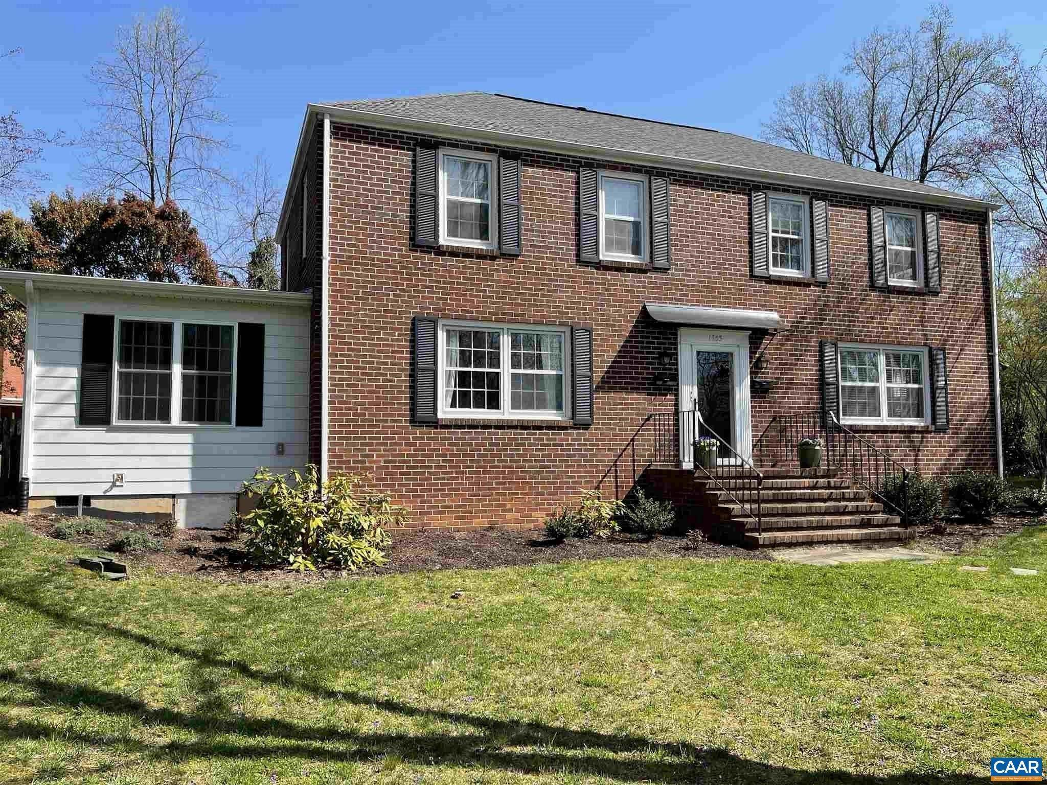 Single Family Homes for Sale at 1953 THOMSON Drive Charlottesville, Virginia 22903 United States