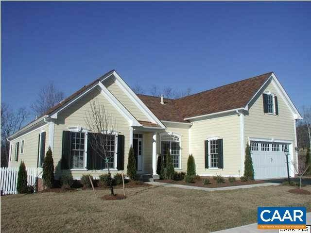 Single Family Homes pour l Vente à 7122 BRADBURY Court Crozet, Virginia 22932 États-Unis