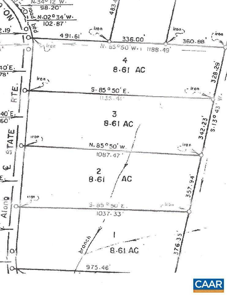 Land for Sale at 652 NW COBB Road Arvonia, Virginia 23004 United States