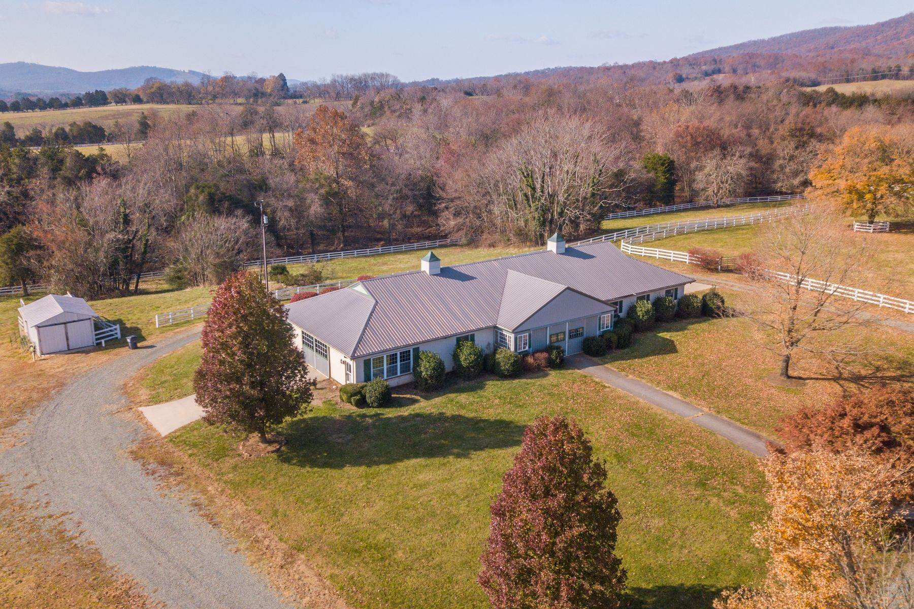 10. Single Family Homes for Sale at 0 A Springdale Drive Keswick, Virginia 22947 United States