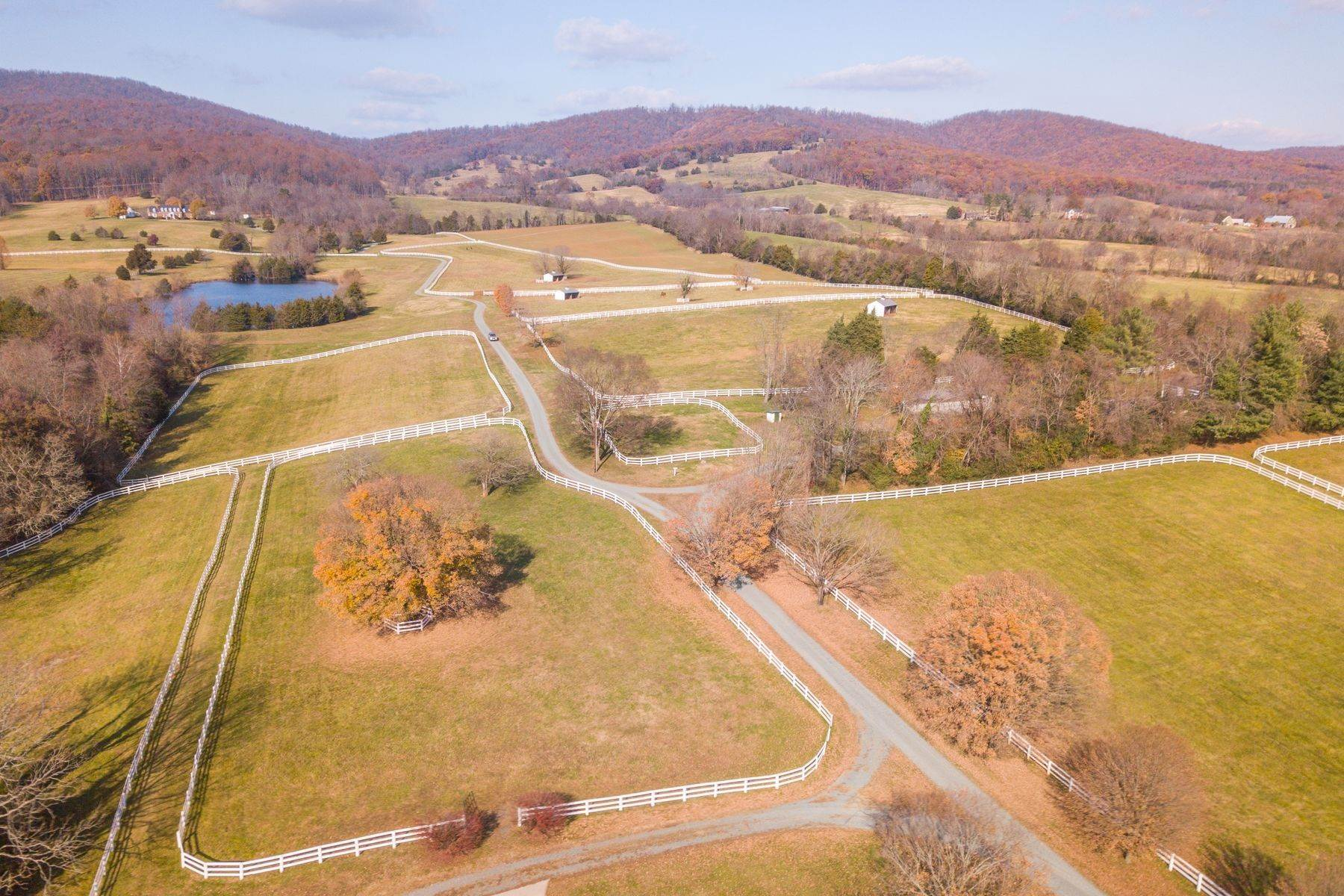 18. Single Family Homes for Sale at 0 A Springdale Drive Keswick, Virginia 22947 United States