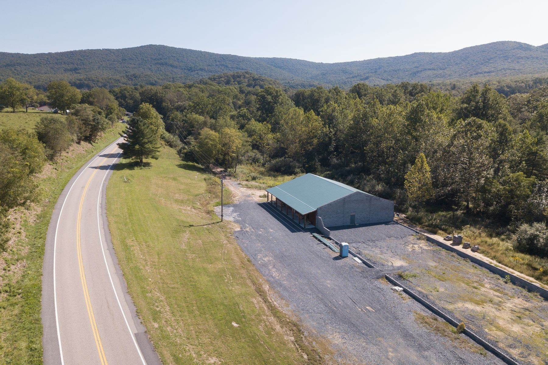Commercial for Sale at 2570 Little Calf Pasture Highway 2570 Little Calf Pasture Hwy Swoope, Virginia 24479 United States