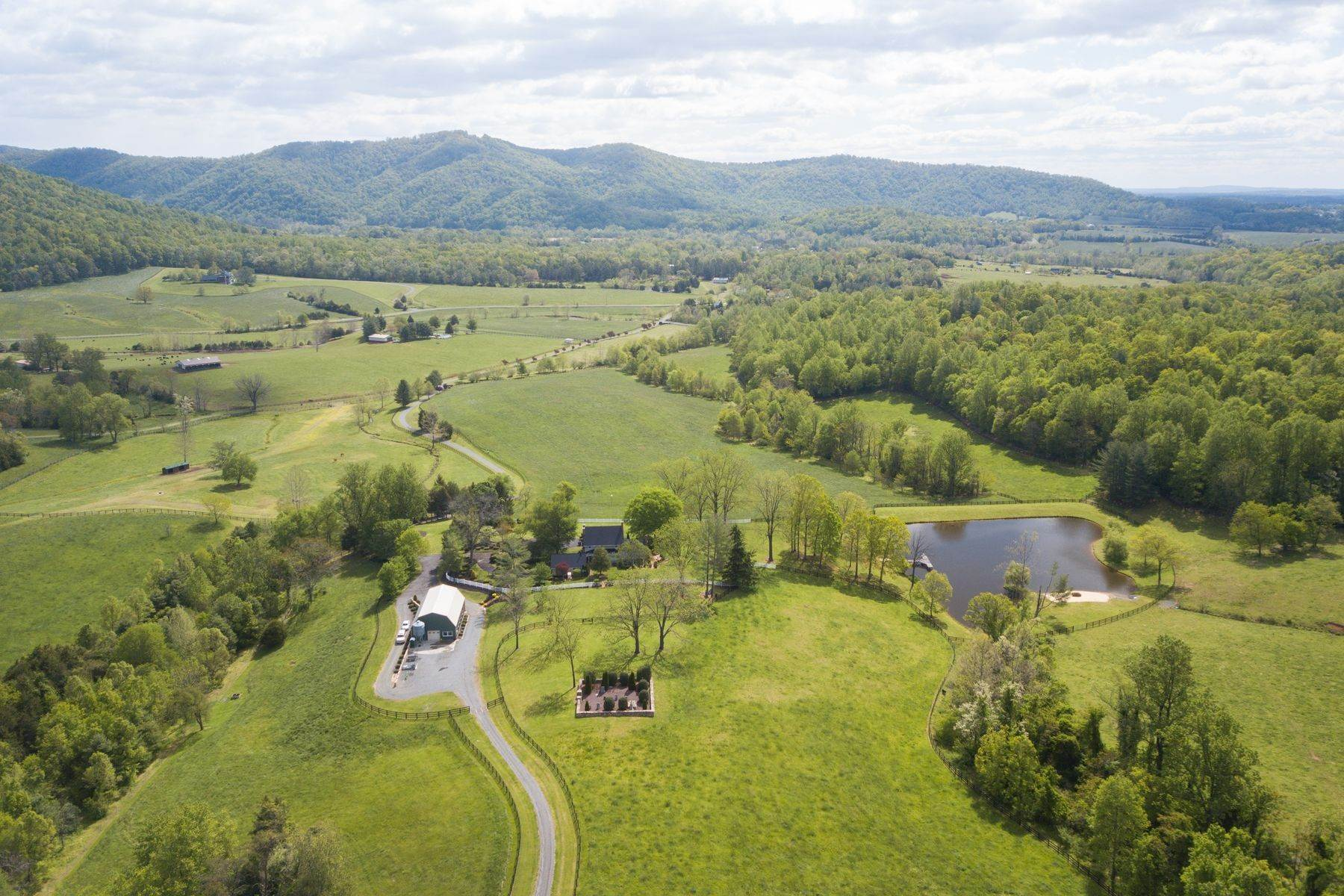 Property for Sale at The Glen 285 Wallace Gap Lane Madison, Virginia 22727 United States