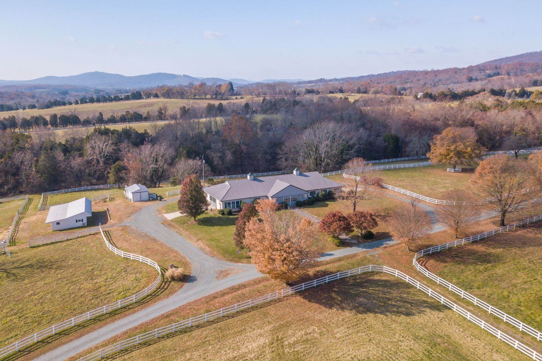 8. Single Family Homes for Sale at 0 A Springdale Drive Keswick, Virginia 22947 United States