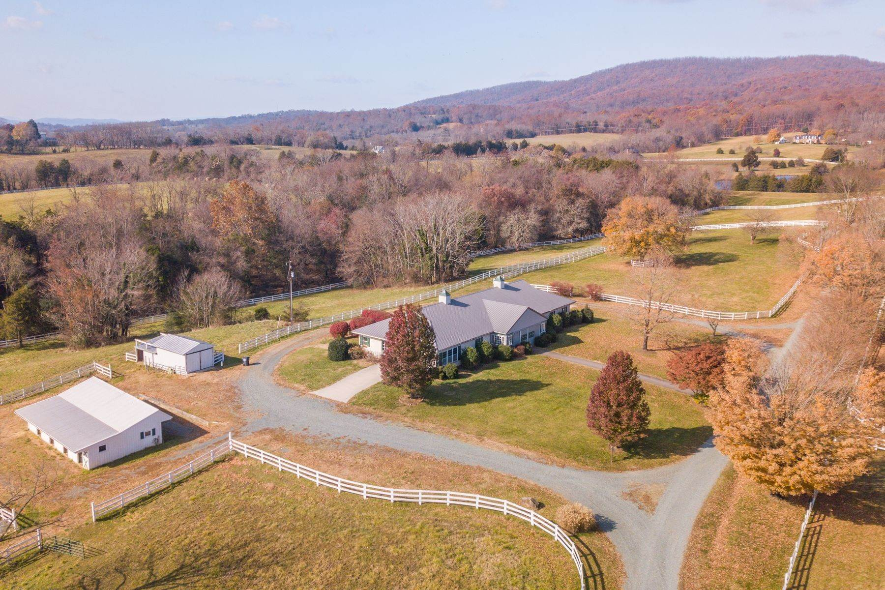9. Single Family Homes for Sale at 0 A Springdale Drive Keswick, Virginia 22947 United States